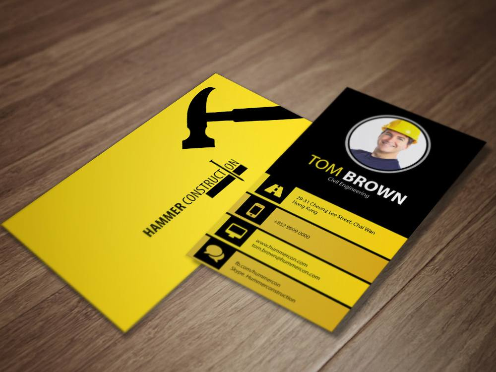 Standard Business Cards – Rich Print Solutions